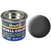 Revell 32166 RAL 7010 - Bote de pintura (14 ml), color aceituna grisáceo mate