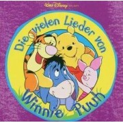 Original Soundtrack - The Many Songs Of Winnie The Pooh (Germany) (0094635328622) (1 CD)