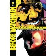 Before Watchmen: Comedian / Rorschach by J. G. Jones
