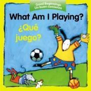 What Am I Playing?/zque Juego? by Pamela Zagarenski