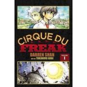 Cirque Du Freak: The Manga, Vol. 1 by Darren Shan