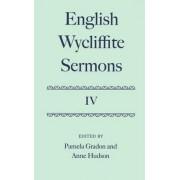 English Wycliffite Sermons: Volume IV by Emeritus Fellow Pamela Gradon