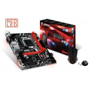 MSI B150M GAMING PRO + DS B1 mouse