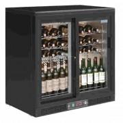 Vinoteca con cristal doble para 56 botellas Polar GH130