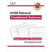 New Grade 9-1 GCSE Combined Science: Edexcel Exam Practice Workbook - Foundation by CGP Books