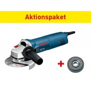 Bosch GWS 1000 Winkelschleifer - AKTIONSPAKET