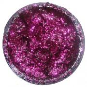 Amscan - Colori per viso e corpo, gel con glitter, 12 ml, colore: Fucsia