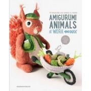 Amigurumi Animals at Work by Joke Vermeiren