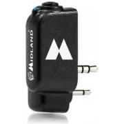Adaptor Bluetooth Midland Wa-Dongle C1199, pentru statii radio cu 2 pini