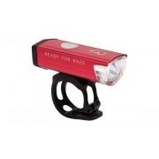RFR Power 300 Faretto anteriore a batteria white LED USB rosso Faretti anteriori a batteria