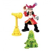 Fisher-Price Jake and the Never Land Pirates: Hook & Tick Tock Figure Pack