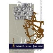 Object-oriented Software Metrics by Mark Lorenz