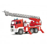 BRUDER-Camion de pompier Man-
