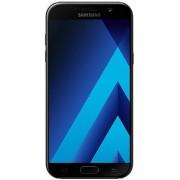 "Telefon Mobil Samsung Galaxy A7 (2017), Procesor Octa-Core 1.9GHz, Super AMOLED Capacitive touchscreen 5.7"", 3GB RAM, 32GB Flash, 16MP, 4G, Wi-Fi, Dual Sim, Android (Negru) + Cartela SIM Orange PrePay, 5 euro credit, 8 GB internet 4G"
