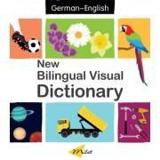 New Bilingual Visual Dictionary (English-German)