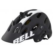 Bell Super 2 Mips Helm matte black/white viper 51-55 cm Mountainbike Helme