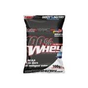 100 Whey - 900g Refil Morango - Body Nutry