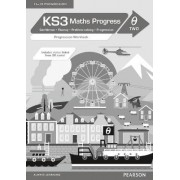 KS3 Maths Progress Progression: Workbook Theta 2 by Pearson