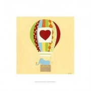 Evive Designs Up, Up and Away III Paper Print 10664p
