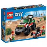 LEGO City - Todoterreno 4x4 (60115)