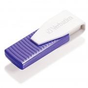 Memorie USB Verbatim Swivel 64GB USB 2.0 Purple