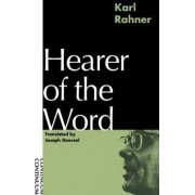 Hearers of the Word by Karl Rahner