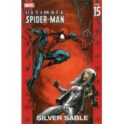 Ultimate Spider-man Vol.15: Silver Sable by Brian Michael Bendis