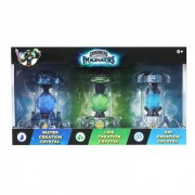 Activision Blizzard Skylanders toys SIM 3 PACK2 CRYSTALS (Magic Crystal - Tech Crystal - Undead Crystal)