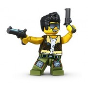 Lego Monster Fighters Frank Rock Minifigure