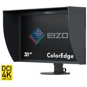 EIZO CG318-4K - 79cm Monitor, 2xUSB, mit Pivot, UHD, schwarz, EEK B