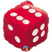Balon Folie 45 cm Zar, Qualatex, 98446