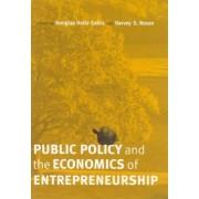 Public Policy and the Economics of Entrepreneurship by Douglas Holtz-Eakin