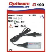Tecmate/Accumate O-120 Vezetékes LED lámpa