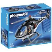 Playmobil 5563 - Elicottero Squadra Speciale