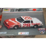 Cale Yarborough #28 Hardees Monte Carlo Legends Series #4 Of 4 By Revell