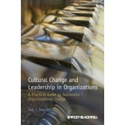 Cultural Change and Leadership in Organizations by Jaap J. Boonstra