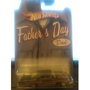 Hot Wheels Father's day Dad '65 Pontiac Bonneville by Mattel
