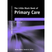 The Little Black Book of Primary Care by Daniel K. Onion