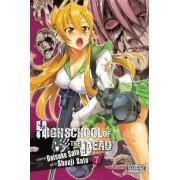 Highschool of the Dead: v. 7 by Daisuke Sato