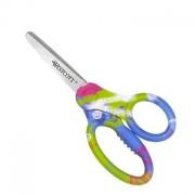 Westcott Graffiti Blunt Tip Student Scissors, 5-Inch, Colors Vary (14814)