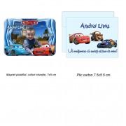 Magnet Cars