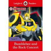 Transformers: Bumblebee and the Rock Concert - Ladybird Readers Level 3