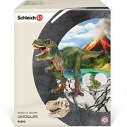 Schleich T Rex on the Hunt Playset