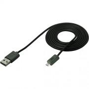 Cablu Date Micro USB 2.1A, 1.2M Muvit