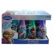 Brand New! Disney Frozen Elsa Anna Olaf Bowling Set - Boys Girls Kids Birthday Gift Toy
