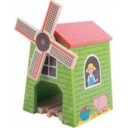 Jucarie educativa Big Jigs Farm Country Windmill