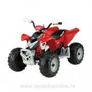 PEG- PEREGO OUTLAW RED