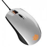 Геймърска мишка SteelSeries Rival 100 White/STEEL-MOUSE-62335