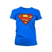 Superman Koszulka damska Superman bluzka - logo