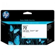 HP 72 zwarte fotoinktcartridge, 130 ml